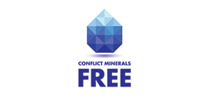 Conflict minerales Free Logo